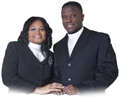 Pastor Jaunita Rivers & Elder David Rivers